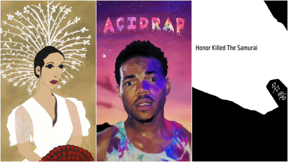 3 Very Different Shades of Paranoia: Chance the Rapper, Mach-Hommy & Ka