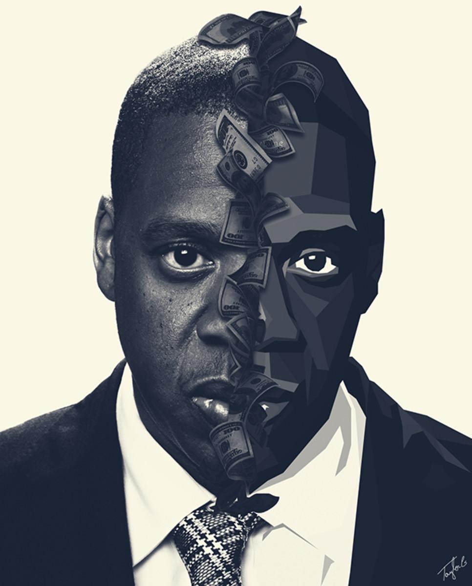 jay-z-money-face-art-design