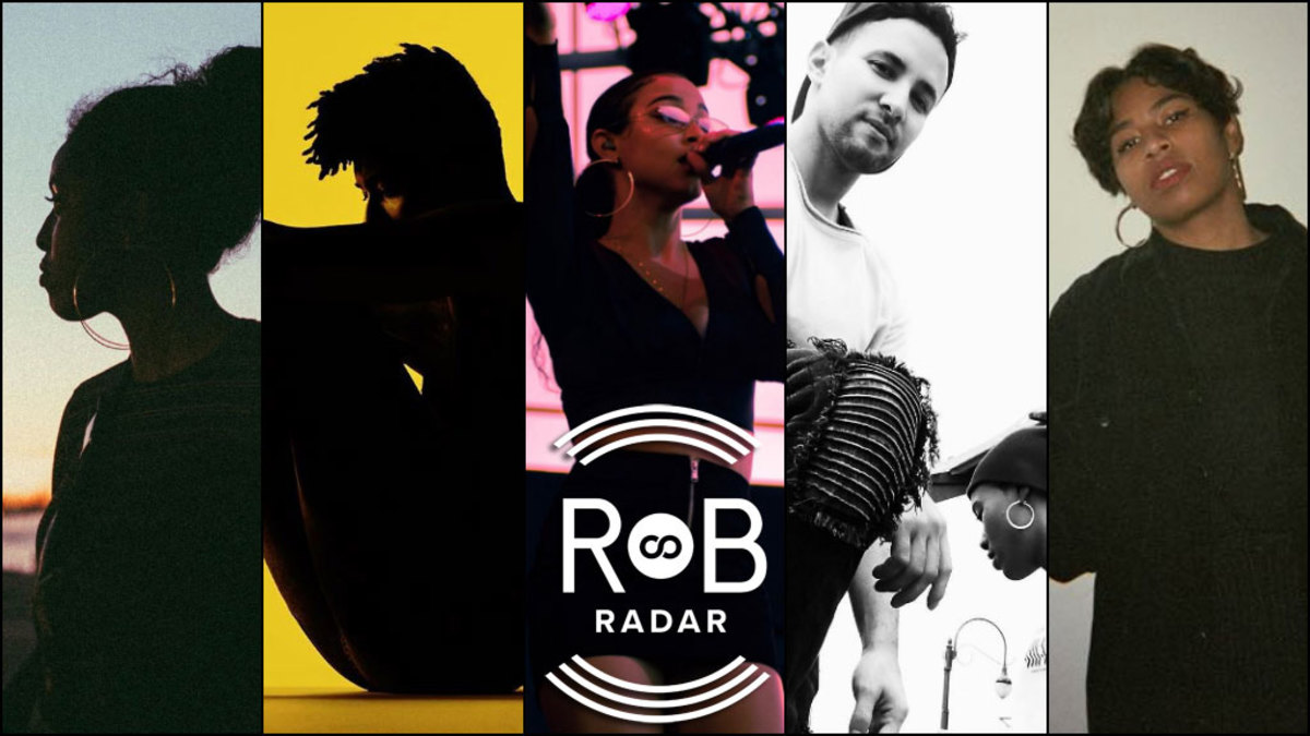 R&B Radar: 5 Emerging Artists You Need to Hear for September 2019