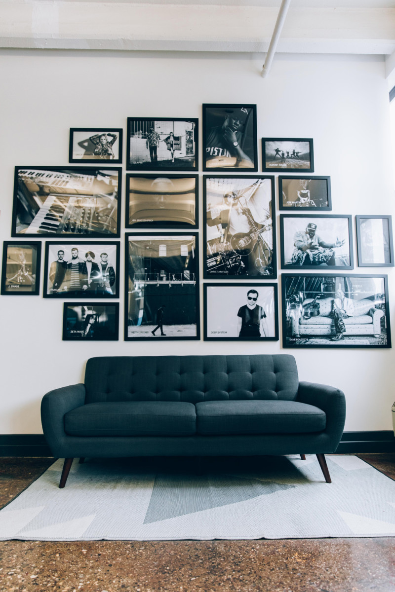 Tunecore headquarters in Brooklyn, NY.