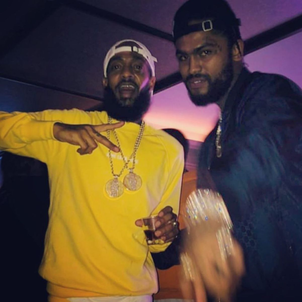 Dave East, Nipsey Hussle, 2019