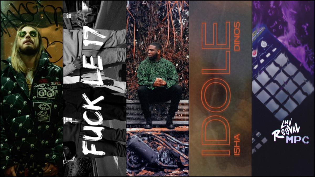 Best French Hip-Hop, November 2019