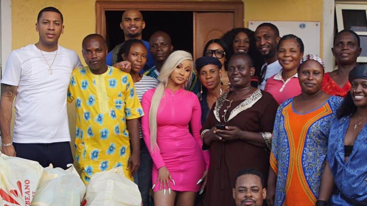 Cardi B & the Nigerian Hustle
