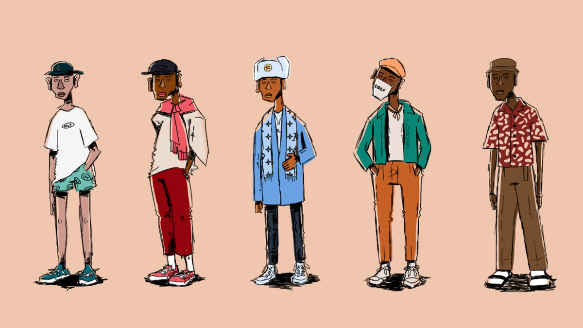 "All That Way For Love 2011 tyler, the creator's career-long search for love: ""vcr"