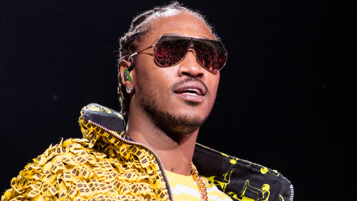 Future's decade defined by five songs.