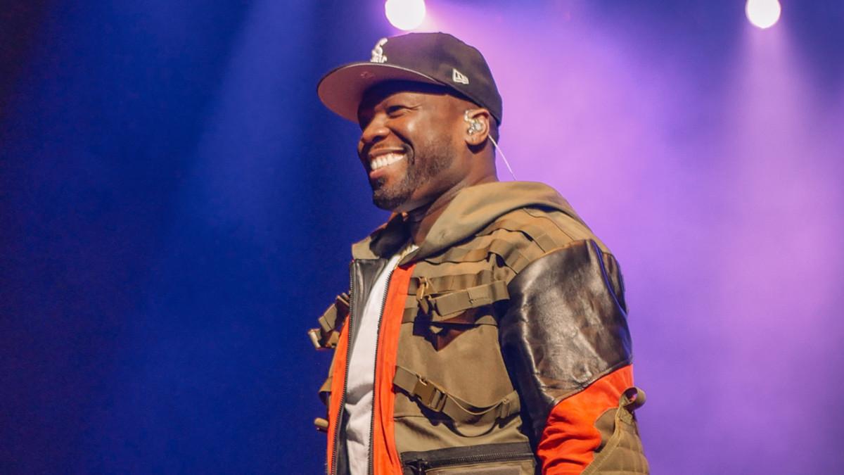 50 Cent, 2018