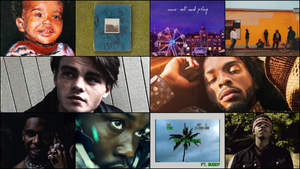 10 New Songs You Need This Week