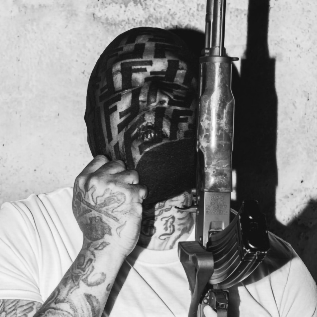 The cover of Westside Gunn's 2018 album, 'Supreme Blientele.'