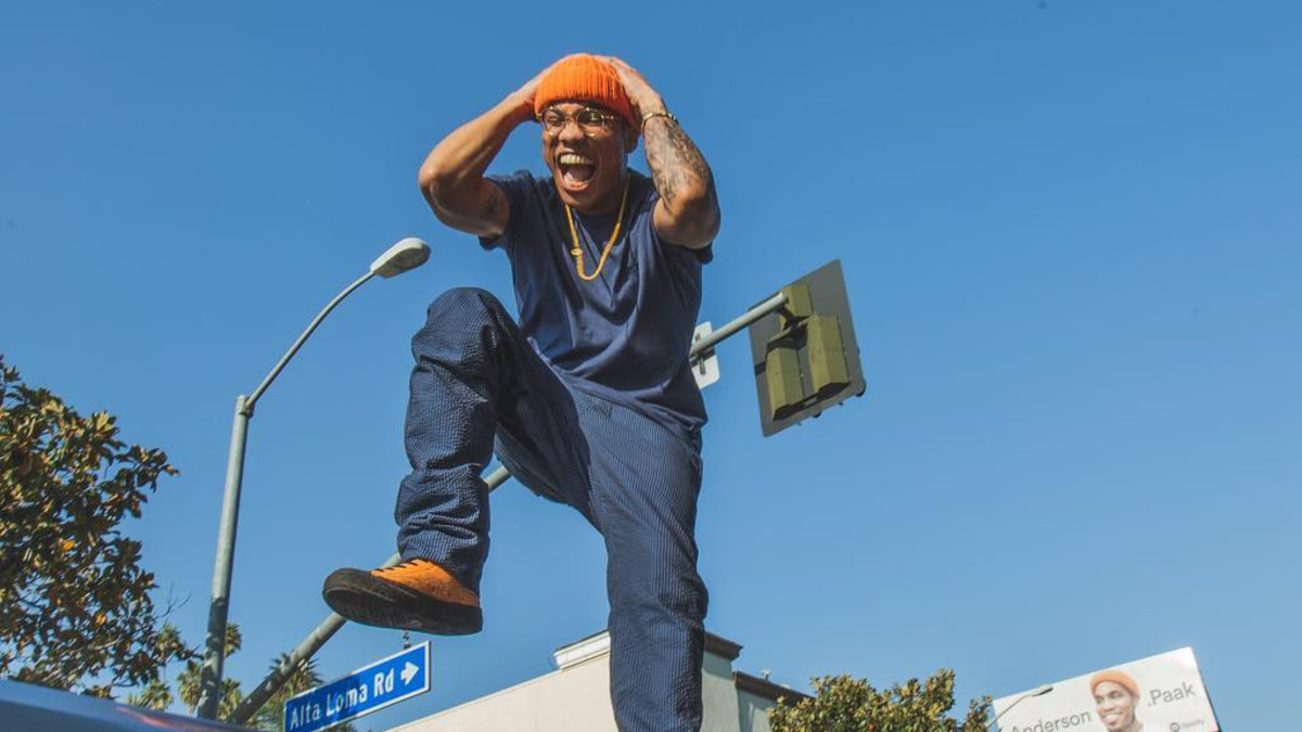 """Anderson .Paak on Stardom: """"Everyday Is More of a Grind"""""""