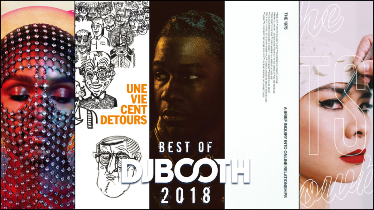 Best of 2018: Best Non-Rap Album