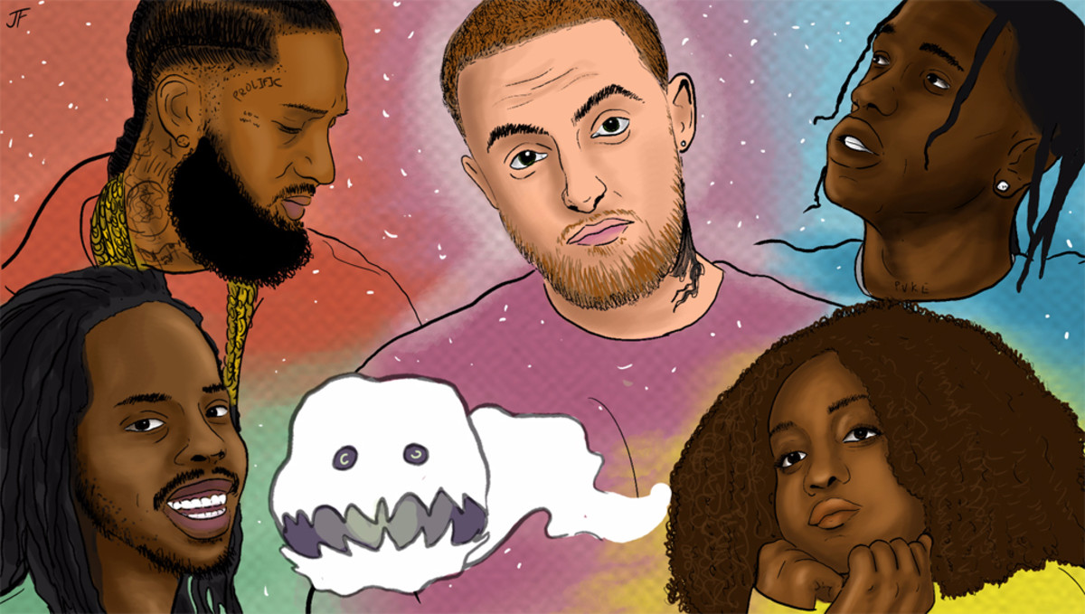 50 Best Hip Hop And R B Albums Of 2018 Ranked Djbooth
