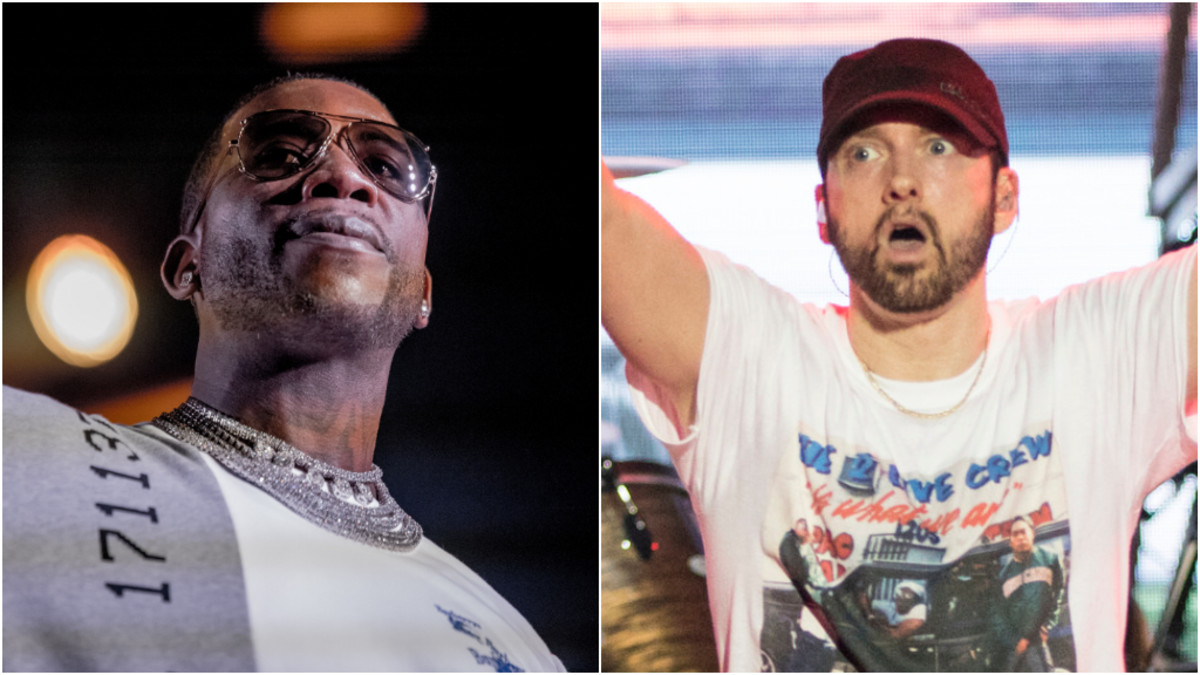 Gucci Mane Still Isn't Playing Eminem in the Car