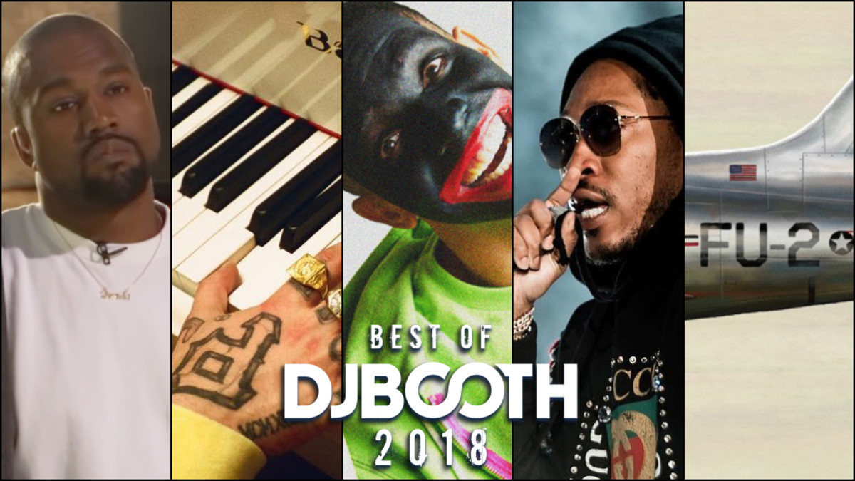 Most Unforgettable Hip-Hop Moments of 2018
