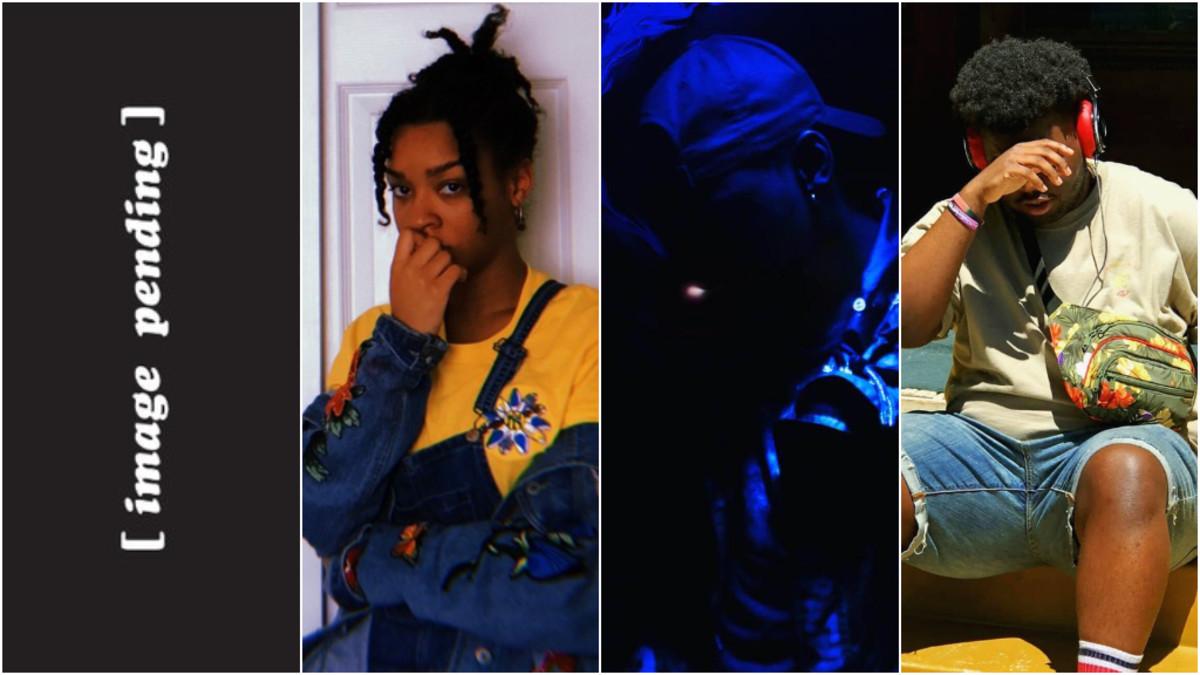 Four Artists Under 1,000 Followers, December
