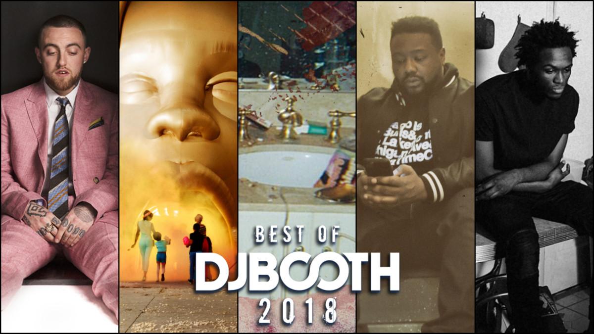 5 best albums of 2018 staff picks djbooth