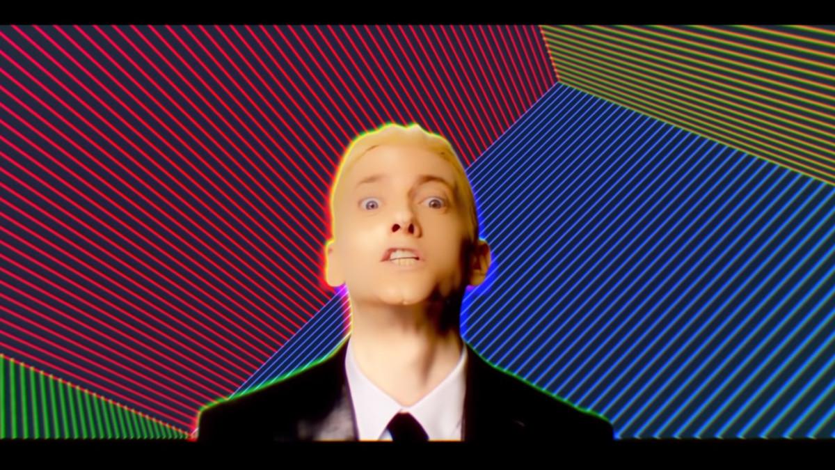 Eminem, 2013