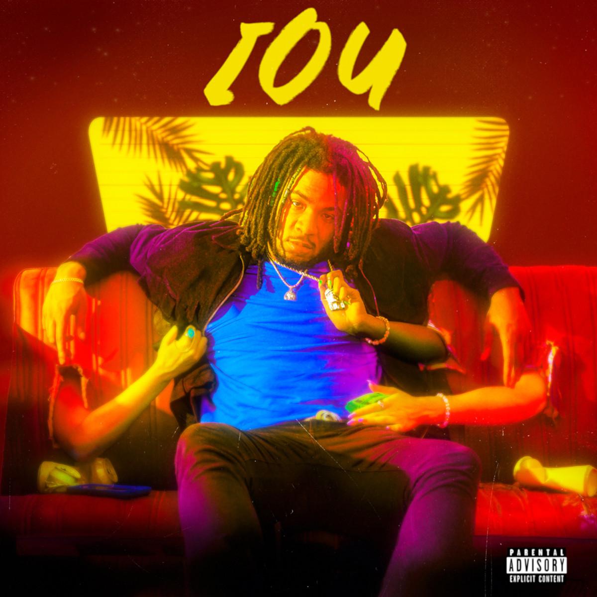 YGTUT 'I.O.U' artwork