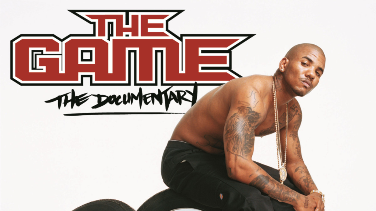 The Game 'The Documentary' cover