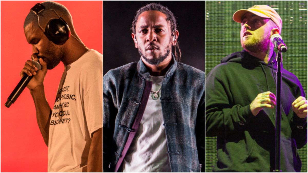 On Frank Ocean, Kendrick Lamar, Mac Miller, & What it Means to Be Seen