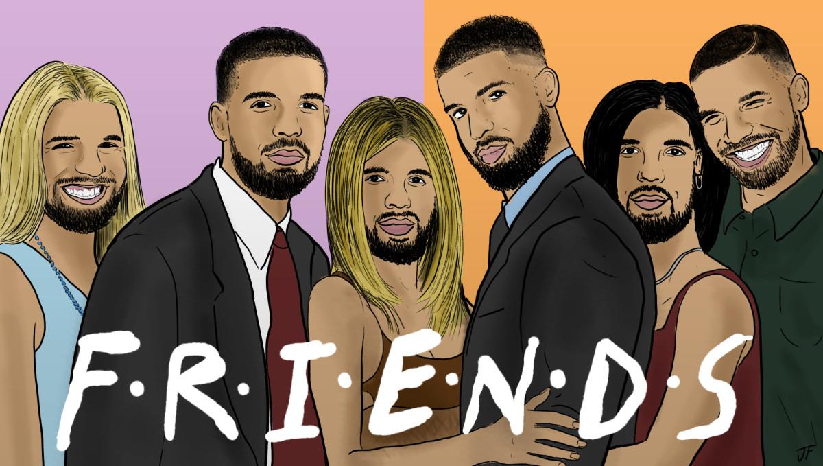Drake, Friends, 2019