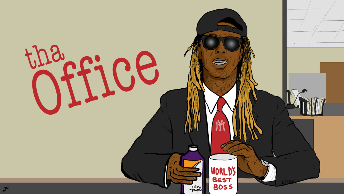 Lil Wayne, The Office, 2019