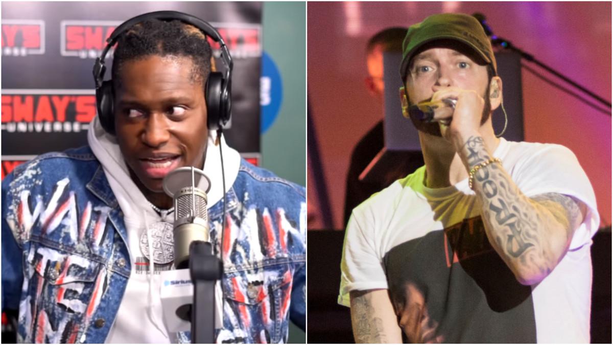 Eminem Changed Phresher's Life