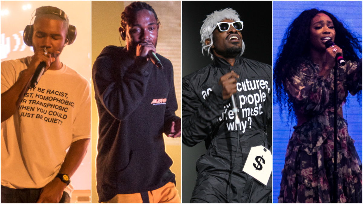 What if Frank Ocean, Kendrick, SZA & André 3000 Formed a Supergroup?