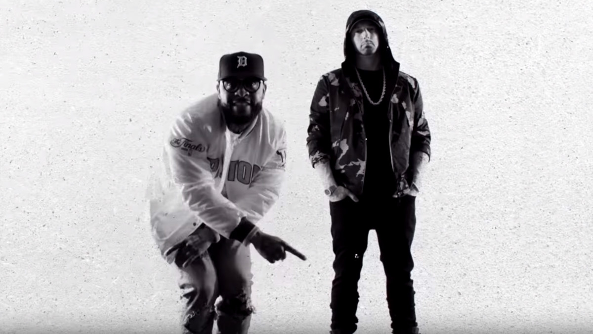 """Eminem's Greatest Lesson for Royce da 5'9"""" About Sobriety"""