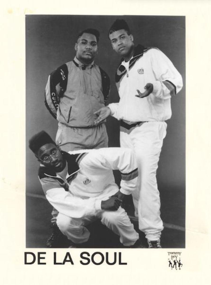 De La Soul, 1989