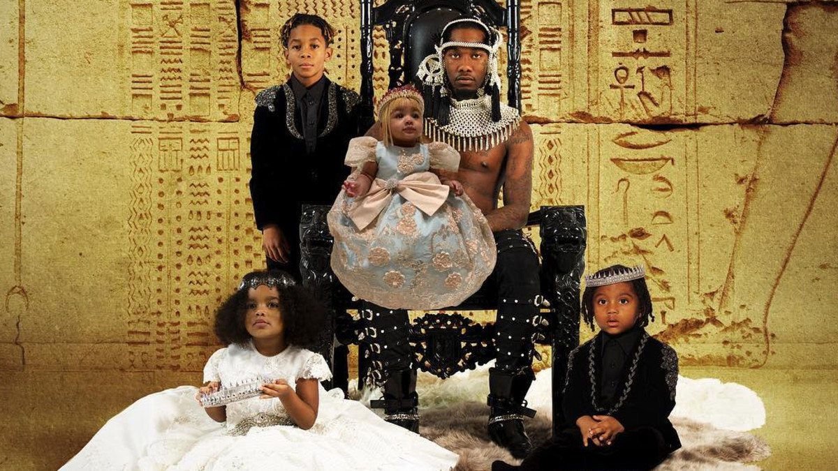 Offset, Migos, Father of 4, album review