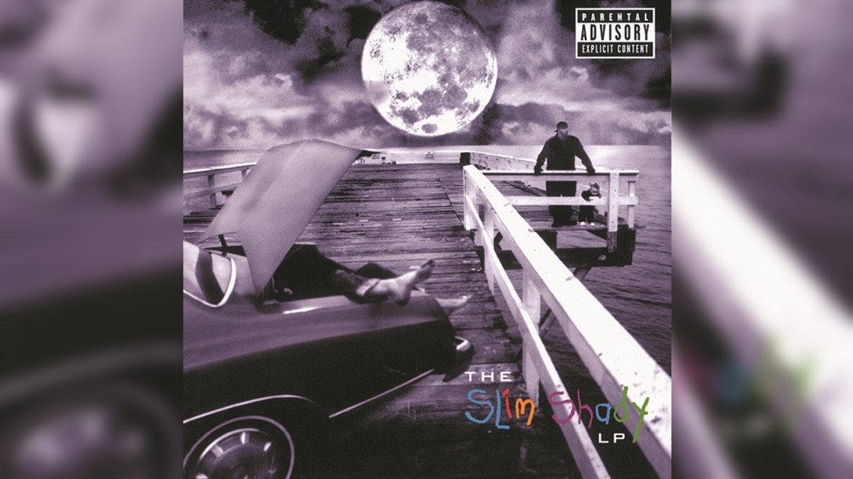 Eminem Slim Shady LP, 20th anniversary