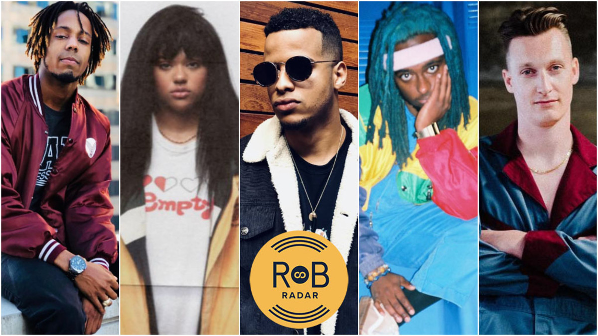 R&B Radar: 5 More Emerging Artists You Need to Hear
