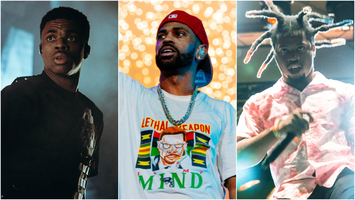 Vince Staples, Big Sean, Denzel Curry, 2019