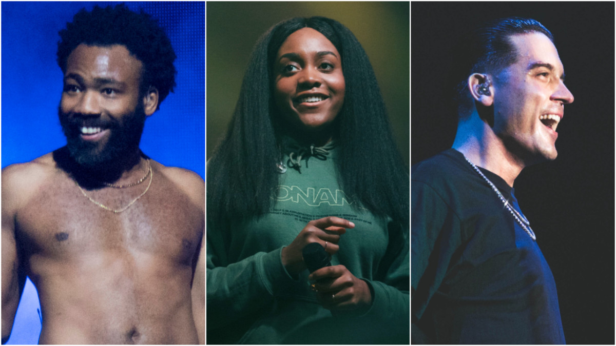Childish Gambino, Noname, G-Eazy & More: Hip-Hop Headlines