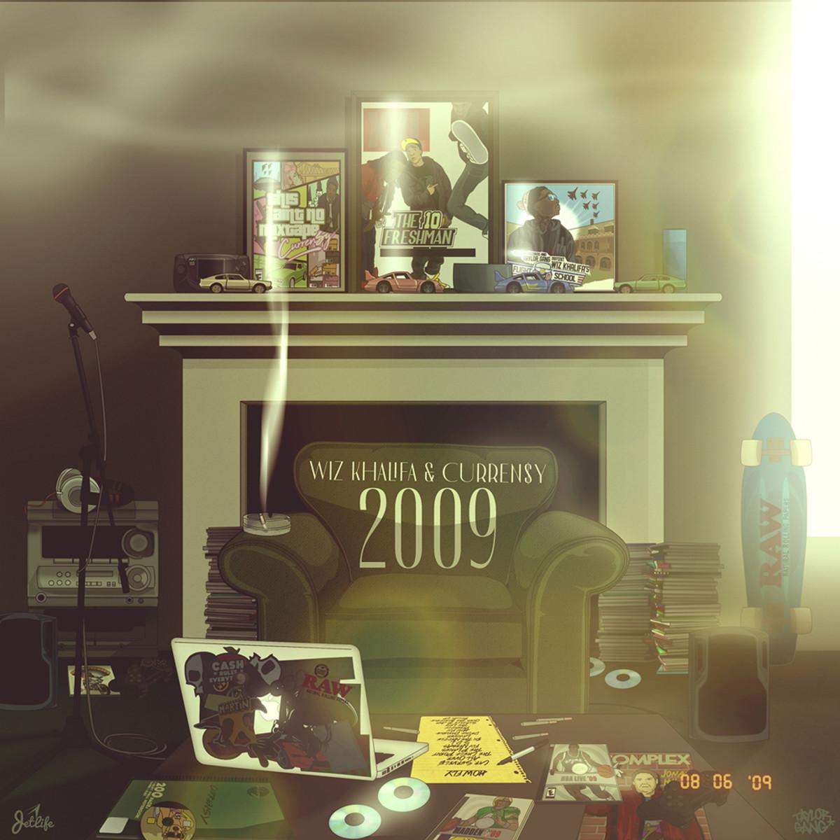 Wiz Khalifa/Curren$y '2009'