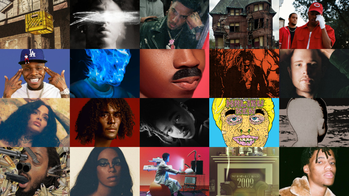 Best New Albums 2019 20 Best Hip Hop and R&B Albums of 2019 (So Far), Ranked   DJBooth