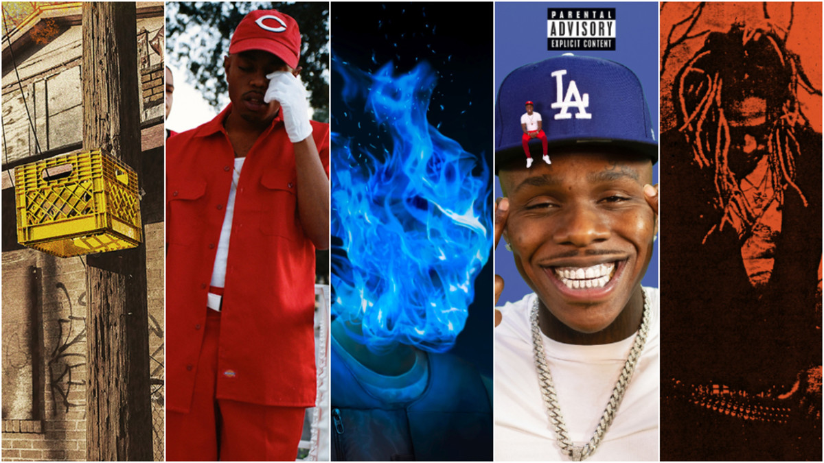 20 Best Hip-Hop and R&B Albums of 2019 (So Far), Ranked