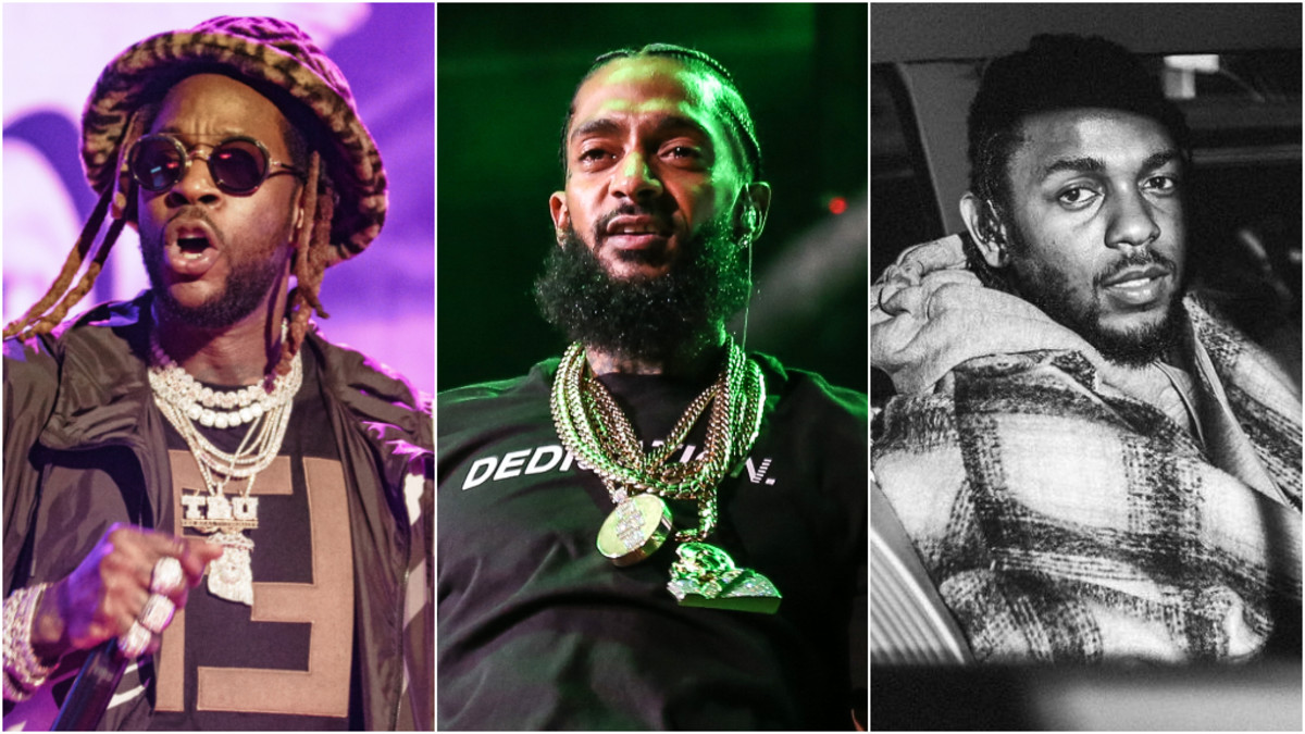 2 Chainz, Nipsey Hussle, Kendrick Lamar, Rappers Are Rejecting Code-Switching