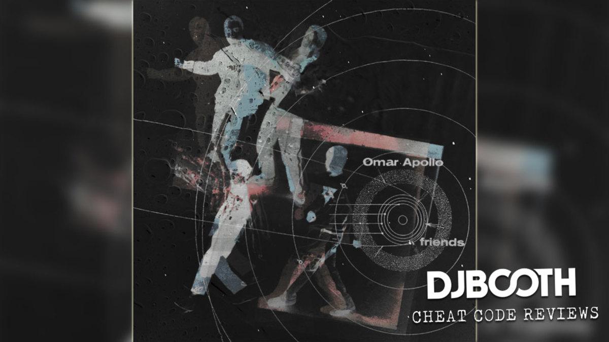 Omar Apollo 'Friends' Cheat Code Album Review