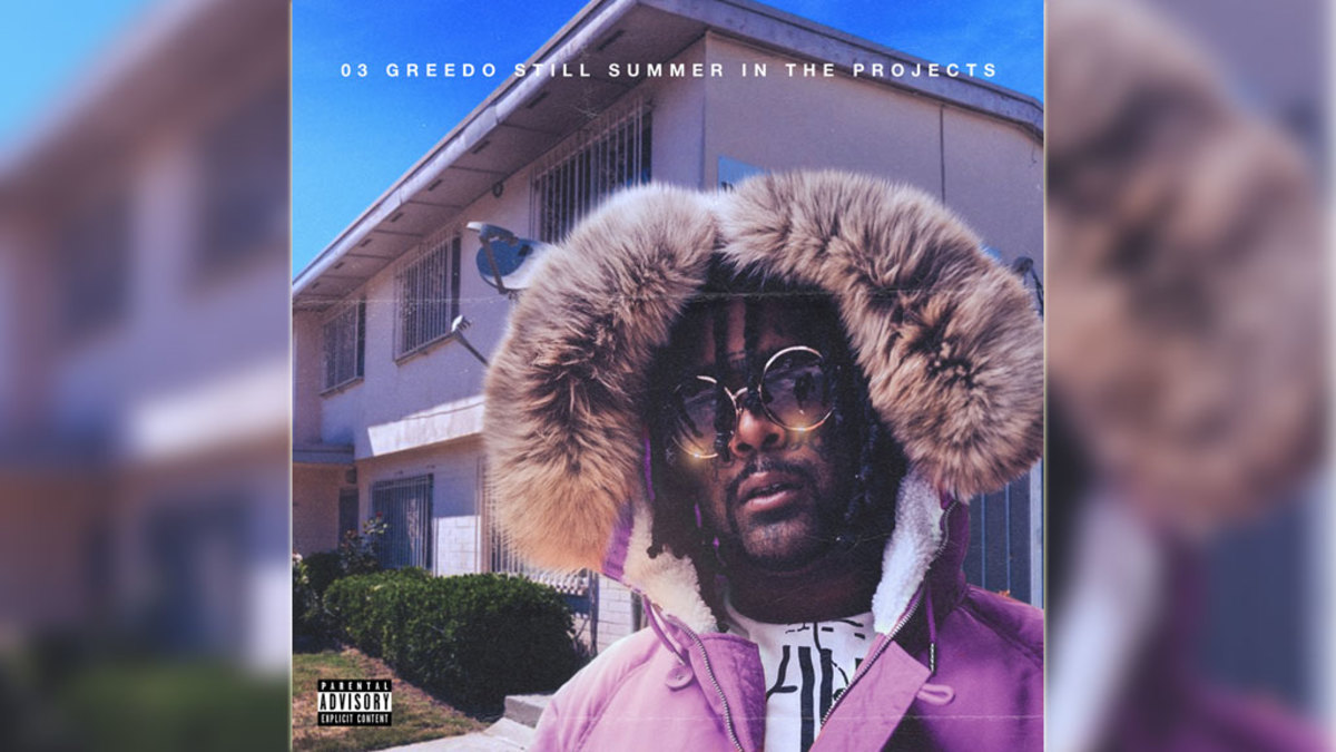 Still Summer In The Projects, 03 Greedo