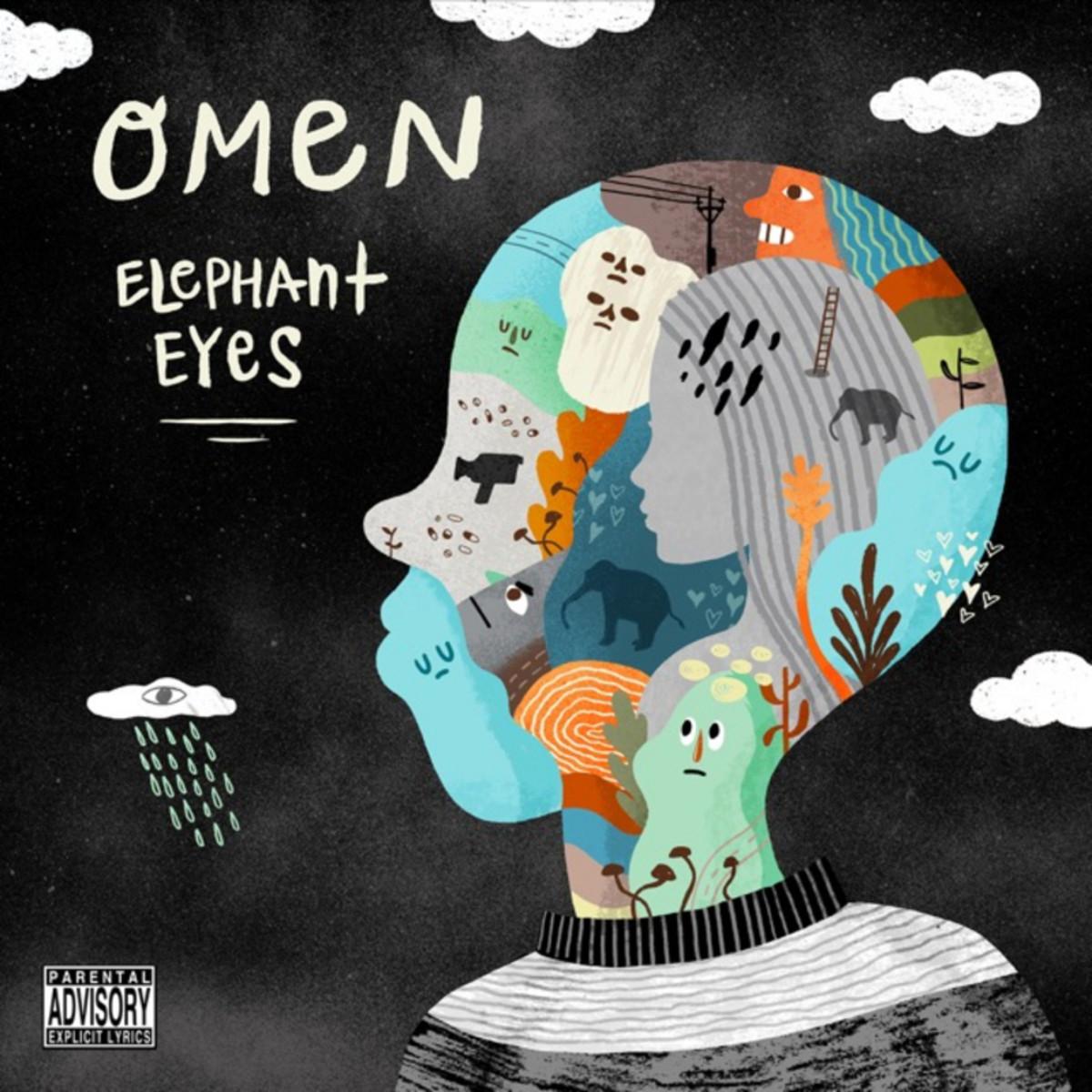Omen Elephant Eyes artwork