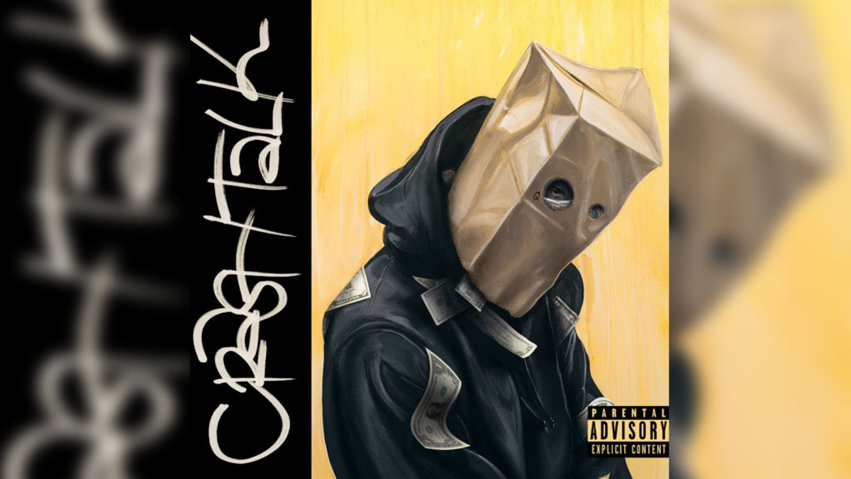 ScHoolboy Q 'Crash Talk' Album Review, Album Cover, 2019