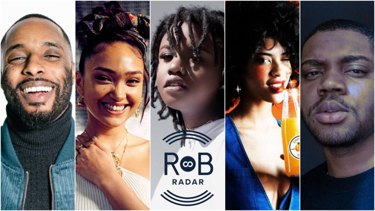 R&B Radar, 2019, Kaleem Taylor, Joy Crookes, Kareen Lomax, Emotional Oranges, Christian Kamaal