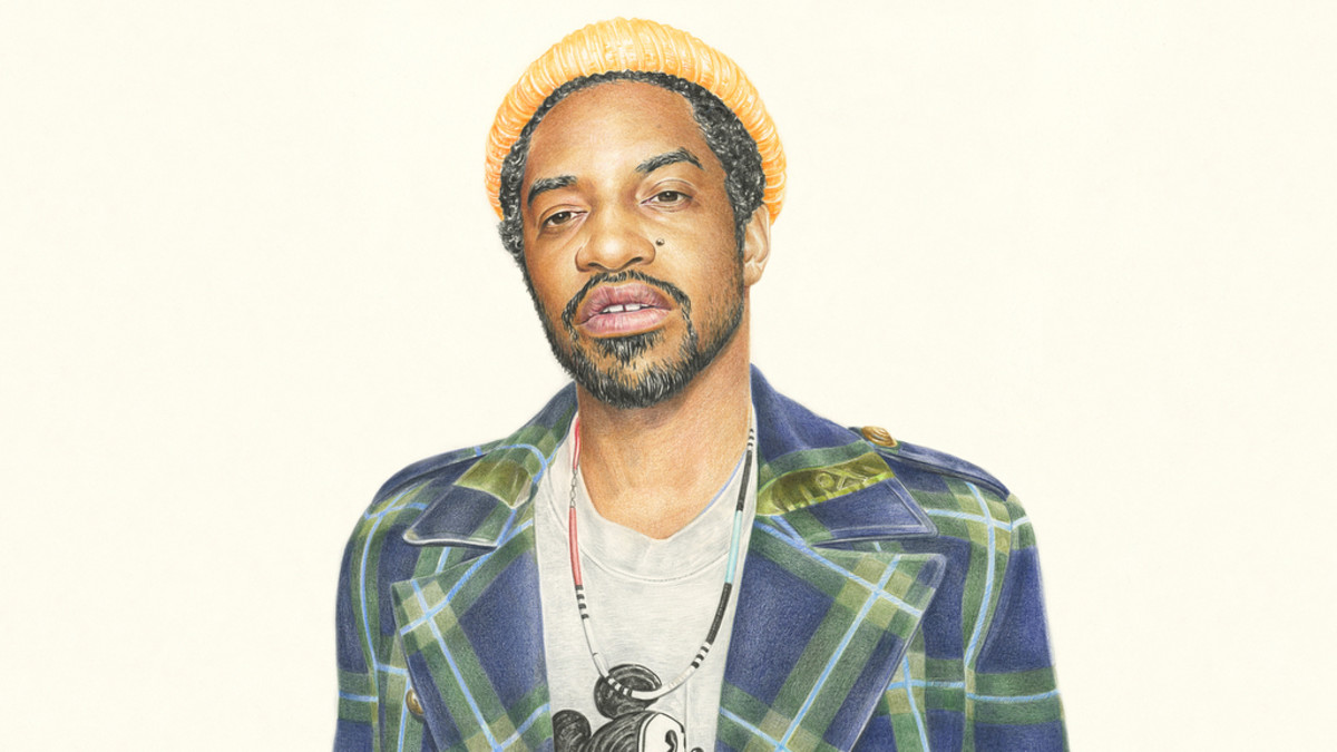 Andre 3000 2019 Illustration