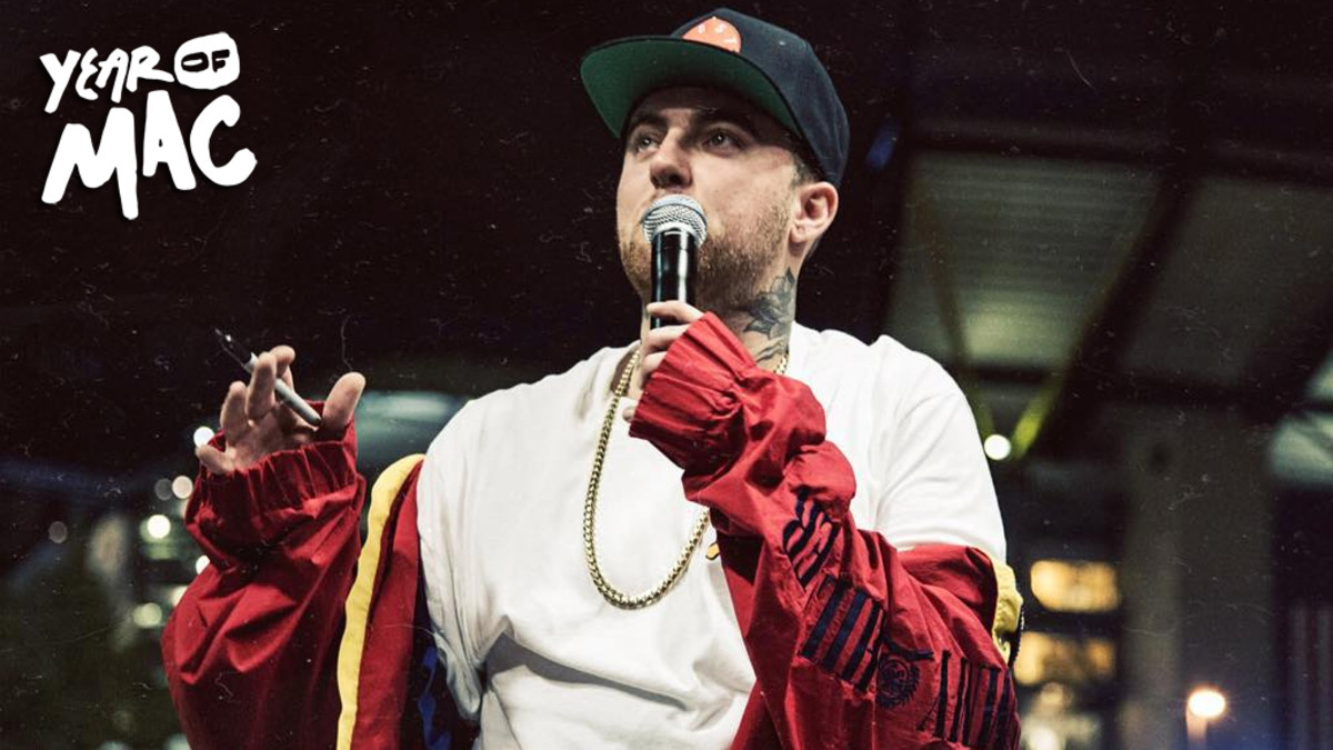 How Mac Miller Grew Into His Own on Stage