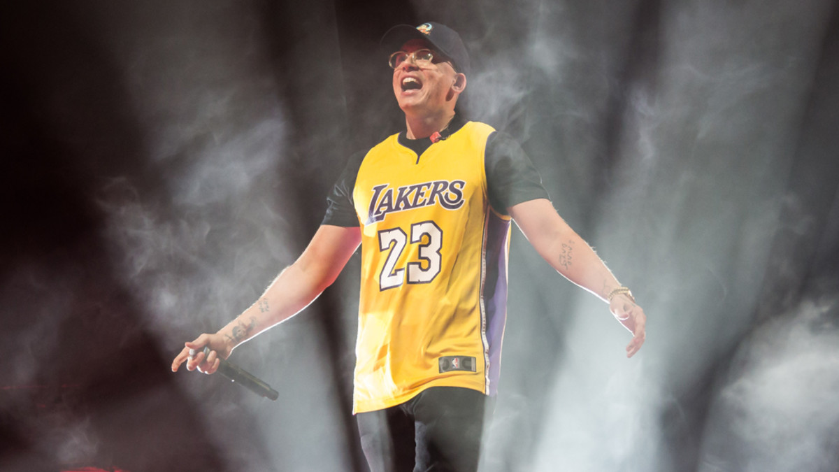 Logic, Lakers Jersey, 2019