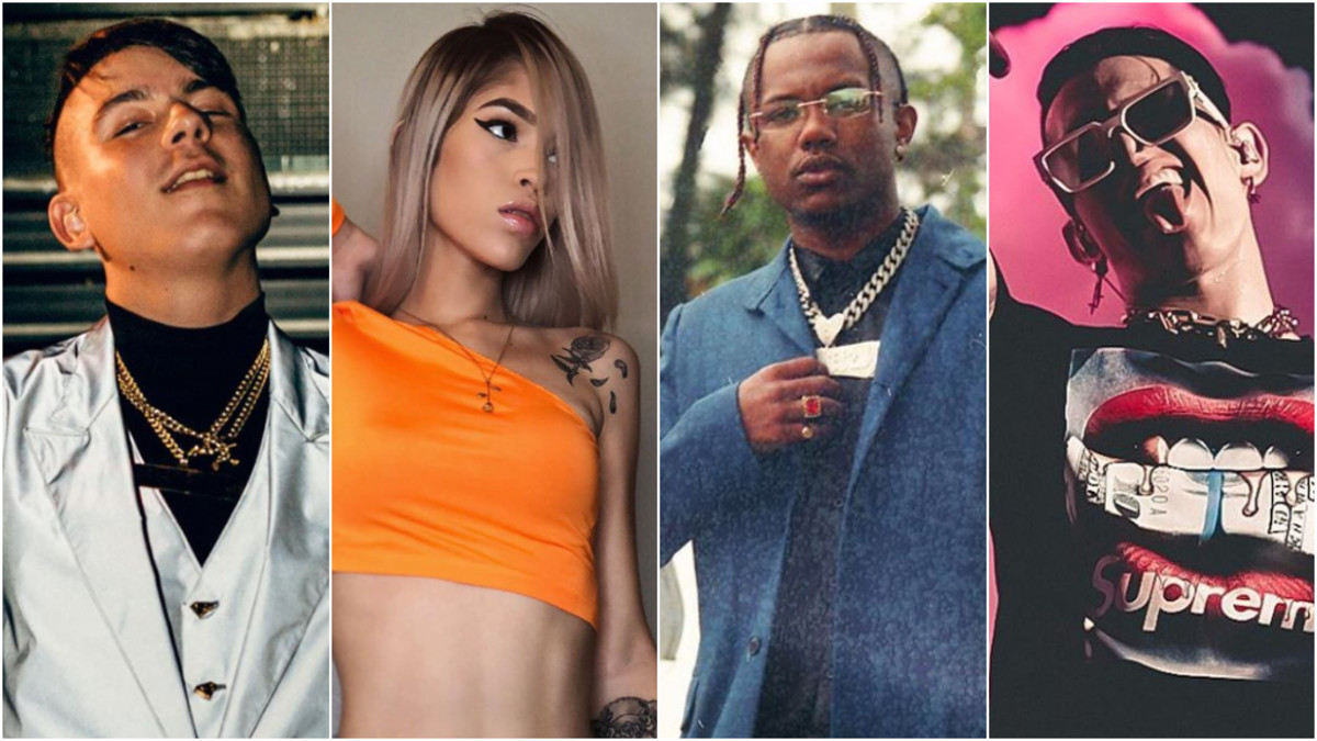 10 Latin Trap Artists to Watch in 2020