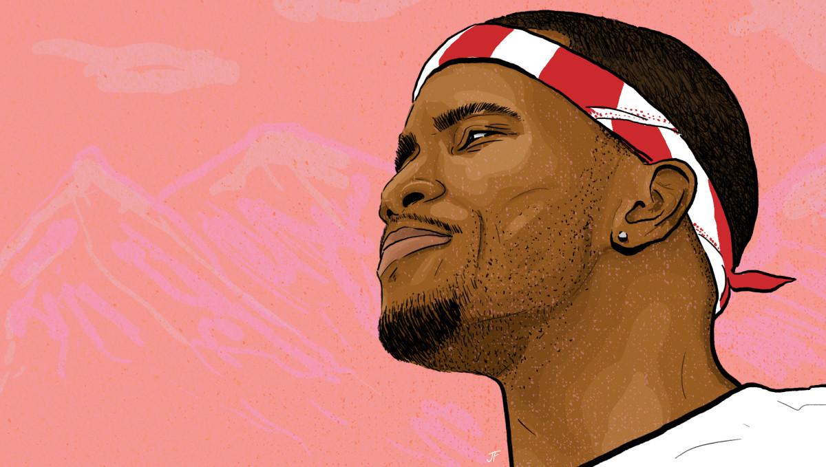 Frank Ocean illustration, 2020