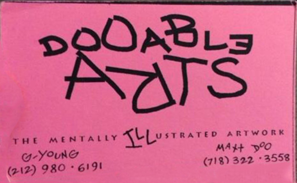 dooable-arts-business-cards