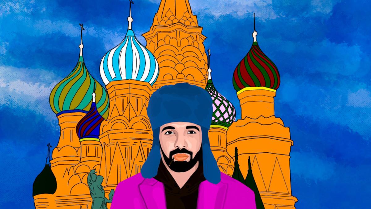 russian-drake-in-front-of-kremlin